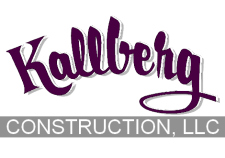 Call Kallberg Construction at (541) 549-0549